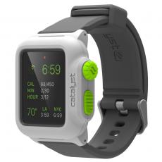 Фото чехла для Apple Watch 42mm Catalyst Case (Green pop)