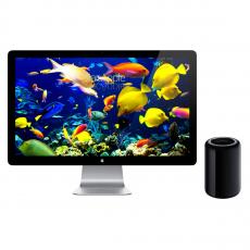 Apple Mac Pro 3,0 ГГц (8 ядер), 16 ГБ, FirePro D500 6 ГБ x2, SSD 256 ГБ, фото 4