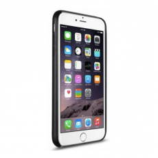 Чехол SGP Leather Fit для iPhone 6 Plus/6S Plus, черный, фото 1
