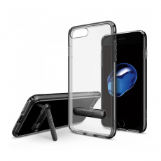 Чехол SGP Ultra Hybrid S для iPhone 7 Plus, черный оникс, фото 1