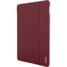 Чехол-книжка для iPad 2017 Baseus Simplism Y-Type (бордовый), фото 1