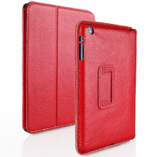 Чехол Yoobao Executive leather case for iPad Mini, Red, LCAPmini-EED