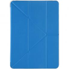 Чехол кожаный Baseus Jane Y-Type для iPad Pro 12.9, синий, LTAPIPD-C03