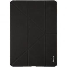 Чехол кожаный Baseus Simplism Y-Type для iPad Pro 12.9, черный, LTAPIPD-E01
