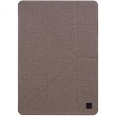 Чехол Uniq Yorker Kanvas для iPad Pro 10.5, бежевый, PDP105YKR-KNVBEG