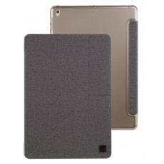Чехол Uniq Yorker Kanvas для iPad Pro 10.5, серый, PDP105YKR-KNVGRY, фото 1