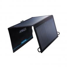 Солнечная универсальная зарядка Anker, черный, фото 1