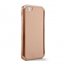 Чехол-накладка Element Case Ronin для iPhone 5, 5s и SE, золотой, фото 1