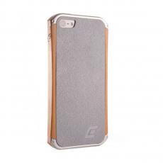 Чехол-накладка Element Case Ronin для iPhone 5, 5s и SE, серебряный, фото 1