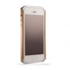 Чехол-накладка Element Case Ronin для iPhone 5, 5s и SE, серебряный, фото 2