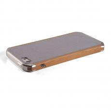 Чехол-накладка Element Case Ronin для iPhone 5, 5s и SE, серебряный, фото 3