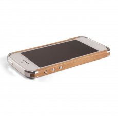 Чехол-накладка Element Case Ronin для iPhone 5, 5s и SE, серебряный, фото 4