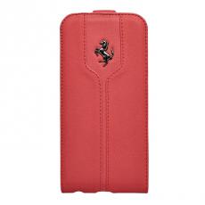 Фото чехла-раскладушки Ferrari Montecarlo для iPhone 6 Plus/6S Plus, красный