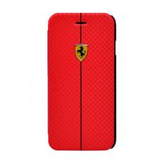 Чехол-книжка Ferrari Formula One для iPhone 6 Plus/6S Plus, красный, фото 1