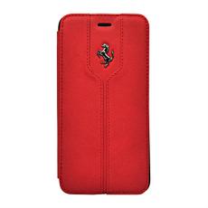 Чехол-книжка Ferrari Montecarlo для iPhone 6 Plus/6S Plus, красный, фото 1