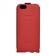 Чехол-раскладушка Ferrari Montecarlo для iPhone 6 Plus/6S Plus, красный, фото 1