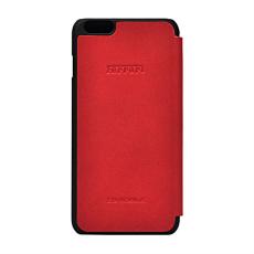 Чехол-книжка Ferrari Montecarlo для iPhone 6 Plus/6S Plus, красный, фото 2