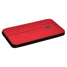 Чехол-книжка Ferrari Montecarlo для iPhone 6 Plus/6S Plus, красный, фото 3