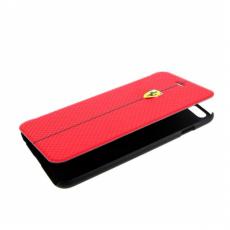 Чехол-книжка Ferrari Formula One для iPhone 6 Plus/6S Plus, красный, фото 3
