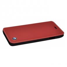 Чехол-книжка BMW Bicolor для iPhone 6 Plus/6S Plus, красный/бежевый, фото 3
