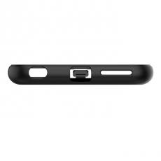 Чехол для беспроводной зарядки iPhone 6 и 6s Plus Spigen Slim Armor Volt, стальной, фото 5