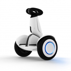 Фото гироскутера Xiaomi Ninebot mini Plus White