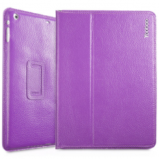 Чехол Yoobao Executive leather case for iPad Air, Purple, LCIPADAIR-EPL
