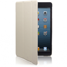 Чехол Yoobao iSlim leather case for iPad Mini, White, LCAPMINI-SLWT
