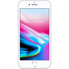 iPhone 8 серебристый 64гб