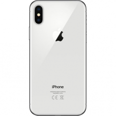 Apple iPhone X 256GB (серебристый), фото 2