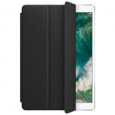 Кожаная обложка для iPad Pro 10.5 Smart Cover (чёрный), фото 1