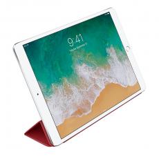 Кожаная обложка для iPad Pro 10.5 Smart Cover (красный), фото 2