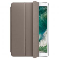 Кожаная обложка для iPad Pro 10.5 Smart Cover (платиново-серый), фото 1