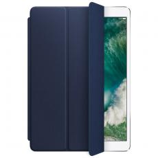 Кожаная обложка для iPad Pro 10.5 Smart Cover (тёмно-синий), фото 1