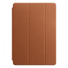Кожаная обложка Smart Cover для iPad Pro 10,5 дюйма, золотисто-коричневый, MPU92