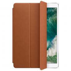 Кожаная обложка для iPad Pro 10.5 Smart Cover (золотисто-коричневый), фото 1