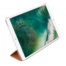 Кожаная обложка для iPad Pro 10.5 Smart Cover (золотисто-коричневый), фото 2