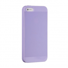 Чехол Ozaki O!coat Spring Hyachinth для iPhone 5, 5S, SE, фиолетовый, фото 1