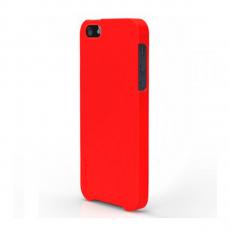 Чехол Colorant C1 Alpine White Flame для iPhone 5, 5S и SE, красный, фото 1