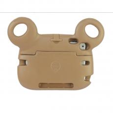 Чехол Ozaki Bobo Bear для iPad Air 2, коричневый, фото 2