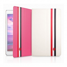 Фото чехла Yoobao Magic case для iPad Air, белый, розовый