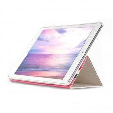 Чехол Yoobao Magic case для iPad Air, белый, розовый, фото 2