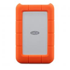 Внешний жесткий диск LaCie Rugged Mini 2,5 USB-C 4TB (оранжевый), фото 1