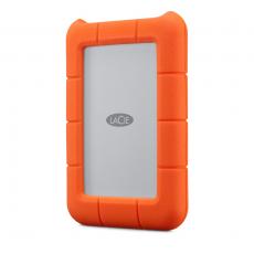 Внешний жесткий диск LaCie Rugged Mini 2,5 USB-C 4TB (оранжевый), фото 2