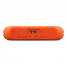 Внешний жесткий диск LaCie Rugged Mini 2,5 USB-C 4TB (оранжевый), фото 3