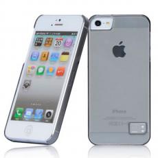 Чехол-накладка Hoco Crystal protective для iPhone 5/5s/SE, поликарбонат, чёрный, фото 1