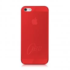 Чехол-накладка itSkins Zero.3 для iPhone 5/5s/SE, поликарбонат, красный, фото 1