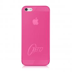 Чехол-накладка itSkins Zero.3 для iPhone 5/5s/SE, поликарбонат, розовый, фото 1