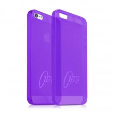 Чехол-накладка itSkins Zero.3 для iPhone 5/5s/SE, поликарбонат, фиолетовый, фото 1