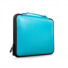 Фото чехла Capdase mKeeper Notebook Sleeve Koat для MacBook Air 11, голубой